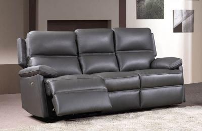 Bailey Leather 3 Seater Sofa