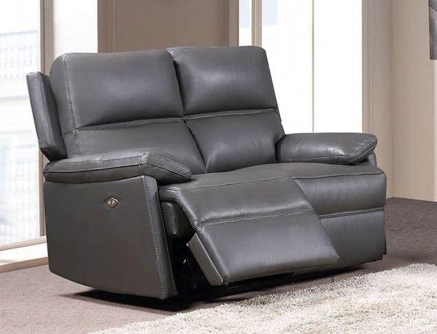 Bailey Leather 2 Seater Sofa