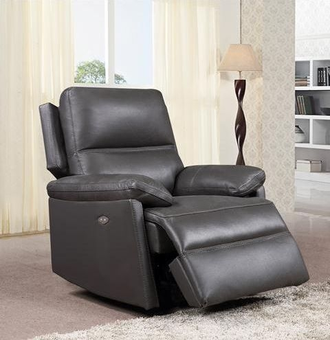 Bailey Leather Armchair
