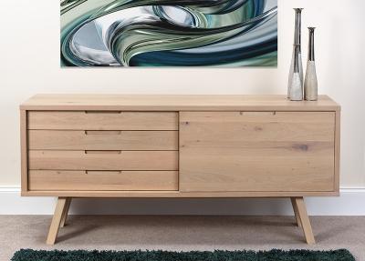 Bergen Oak Sideboard