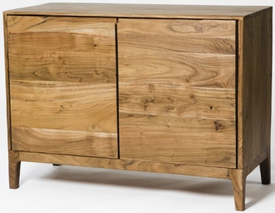 Byron Acacia Wood Small Sideboard