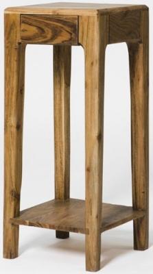 Byron Acacia Wood Telephone Table