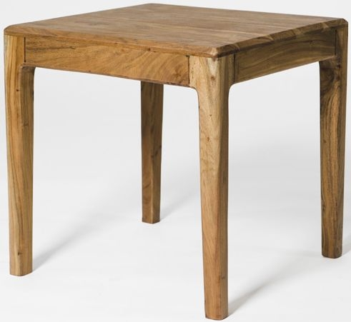 Byron Acacia Wood Square Dining Table