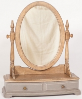 Chateau Painted 2 Drawer Mirror Set