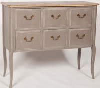 Chateau Painted 6 Drawer Chest