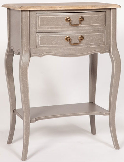 Chateau Painted 2 Drawer Telephone Table