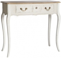 Chateau White 1 Drawer Small Console Table