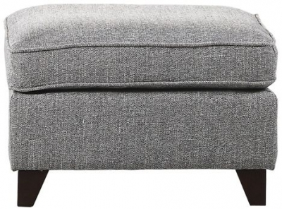 Dylan Fabric Footstool