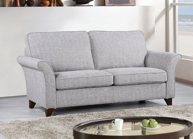 Dylan Fabric 3 Seater Sofa