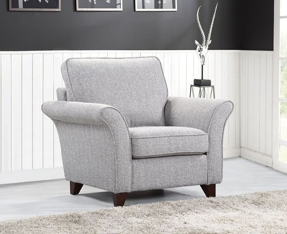 Dylan Fabric Armchair - CFS Furniture UK