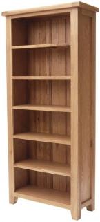 Hampshire Oak Tall Bookcase