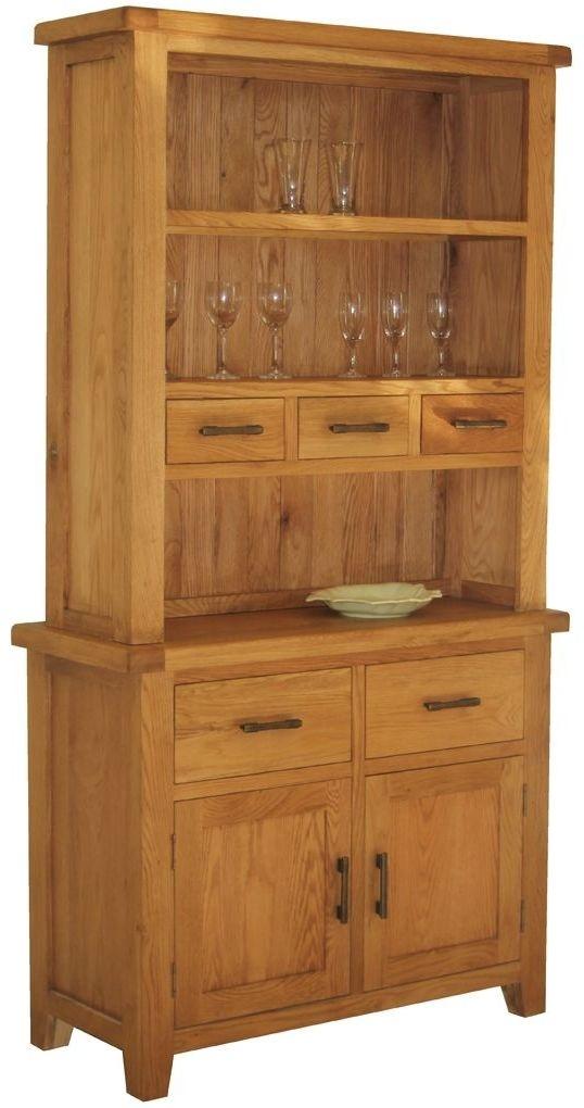 Hampshire Oak Dresser