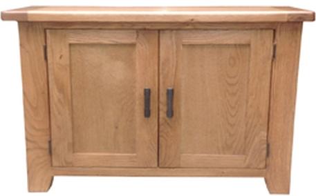 Hampshire Oak 2 Door Cupboard
