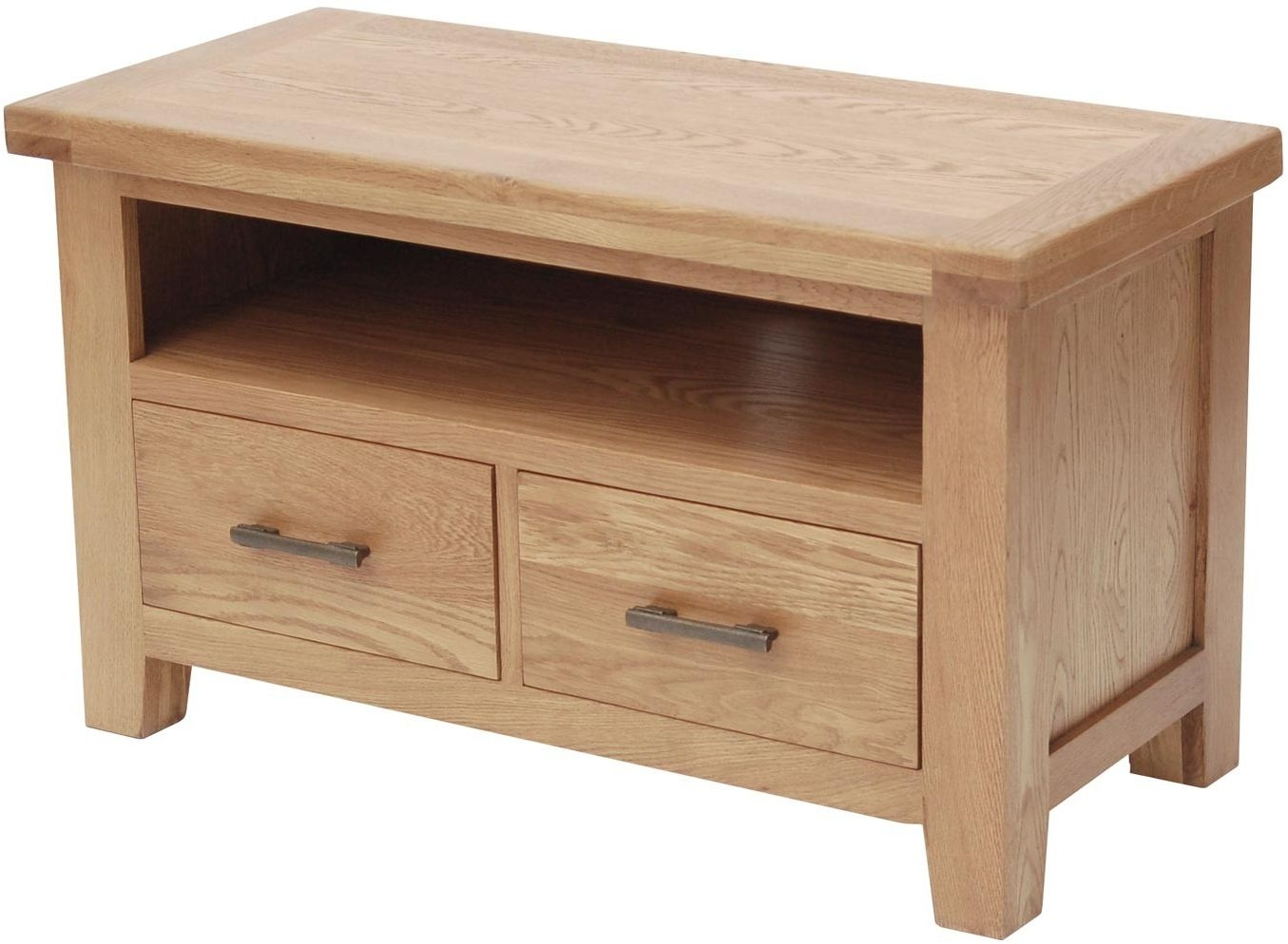 Hampshire Oak TV Unit
