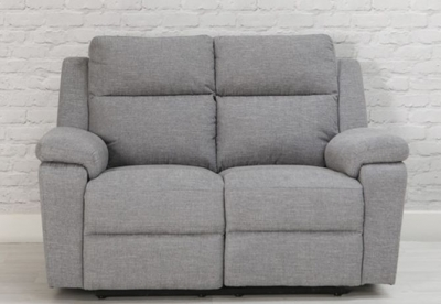 Jackson Fabric 2 Seater Recliner Sofa