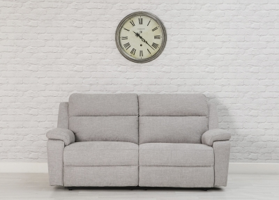 Jackson Fabric 3 Seater Recliner Sofa