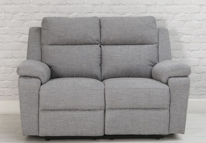 Jackson Fabric 2 Seater Recliner Sofa