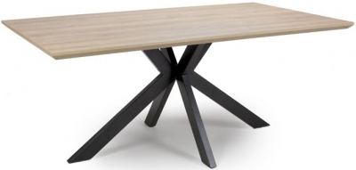 Manhattan Oak Dining Table