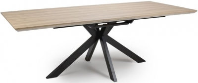Manhattan Oak Extending Dining Table
