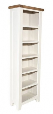 Oxford Painted Slim Bookcase