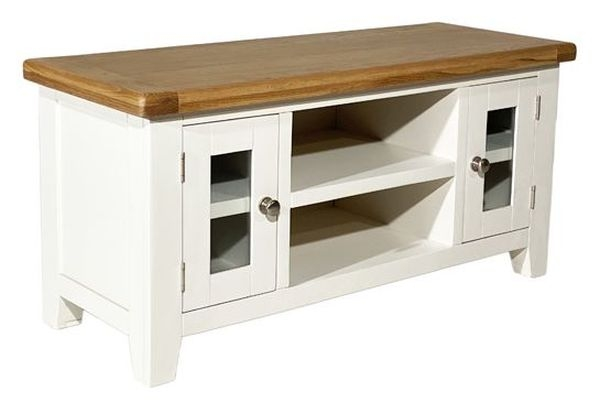 Oxford Painted Large TV Unit