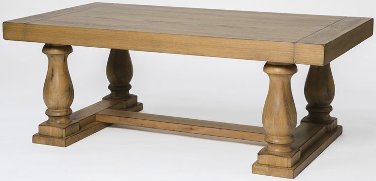 Riviera Oak Coffee Table