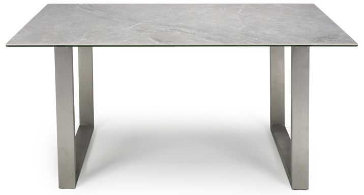 Rocca Grey Dining Table