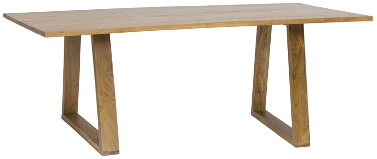 Sophia Acacia Dining Table
