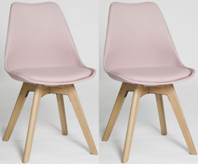 Urban Pink Dining Chair (Set of 4)