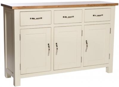 York Ivory Large Sideboard