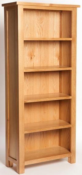 York Oak Bookcase