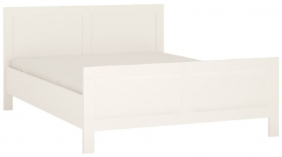 4 You Pearl White 3ft Single Bed