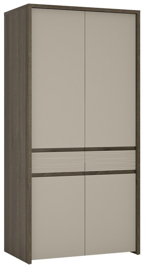 Aspen Tall Cupboard - Riviera Oak
