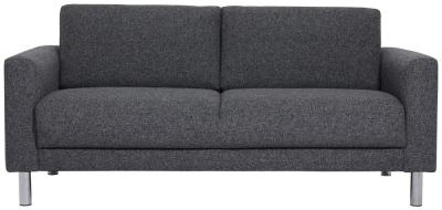 Cleveland Nova Antracit Fabric 2 Seater Sofa