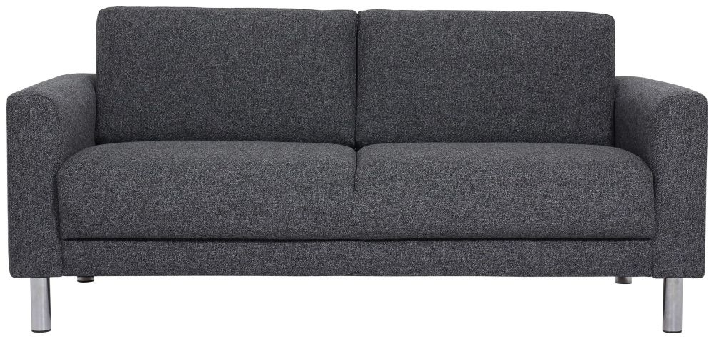 Cleveland Nova Antracit Fabric 2 Seater Sofa