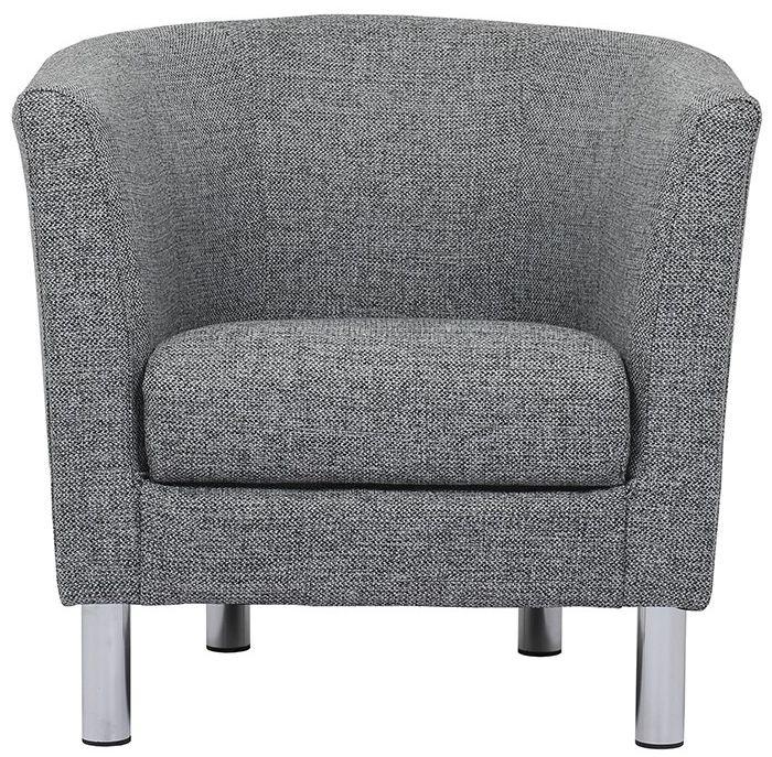 Cleveland Nova Light Grey Armchair