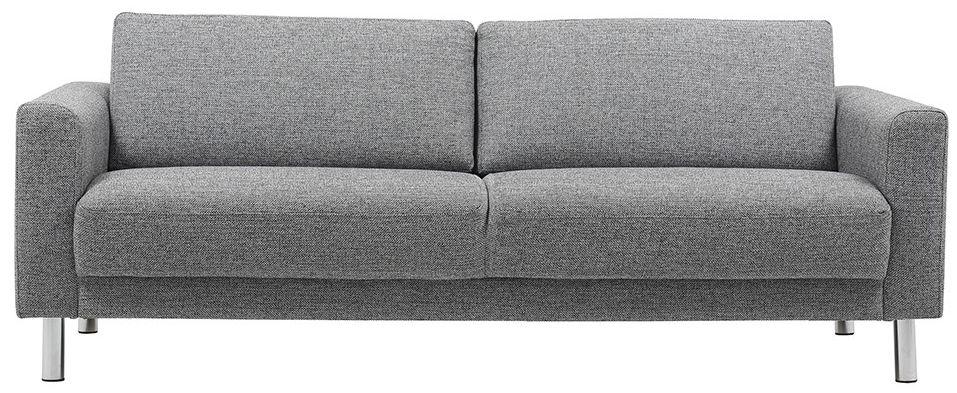 Cleveland Nova Light Grey Sofa - 3 Seater