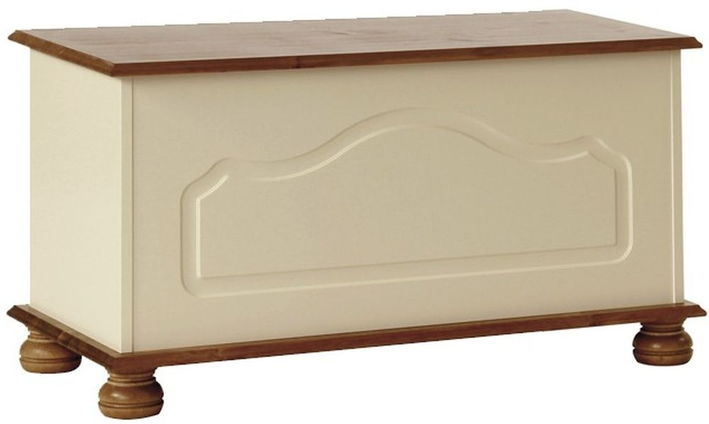 Copenhagen Cream Blanket Box