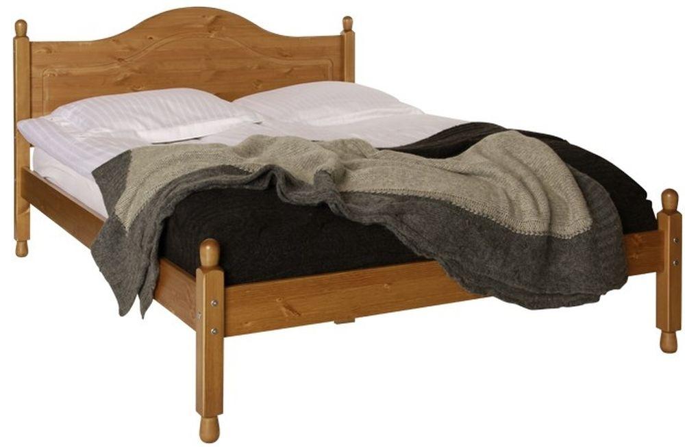 Copenhagen Pine 4ft 6in Double Bed