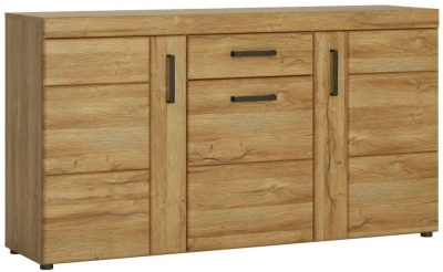 Cortina Grandson Oak Sideboard