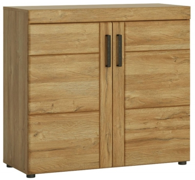 Cortina Grandson Oak Cabinet