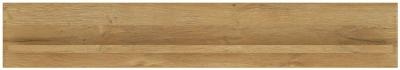 Cortina Grandson Oak Wide Wall Shelf