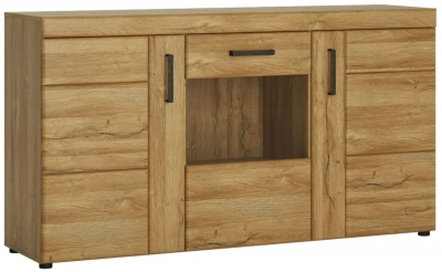 Cortina Grandson Oak Glazed Sideboard