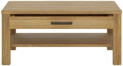 Cortina Grandson Oak Storage Coffee Table