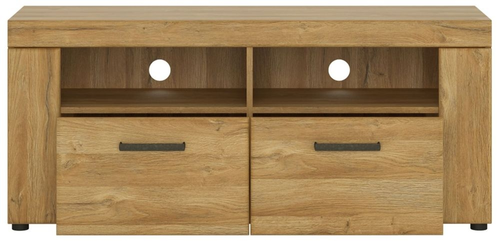 Cortina Grandson Oak TV Cabinet