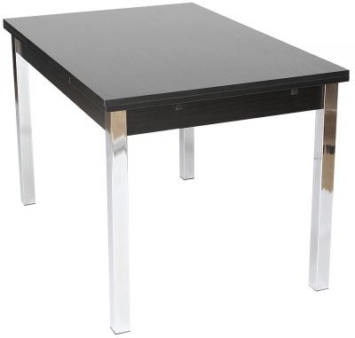 Designa Black Ash Dining Table - Extending