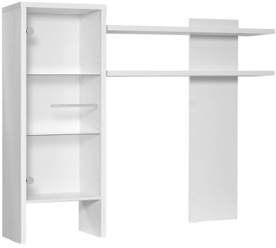 Designa White Display Top for Models