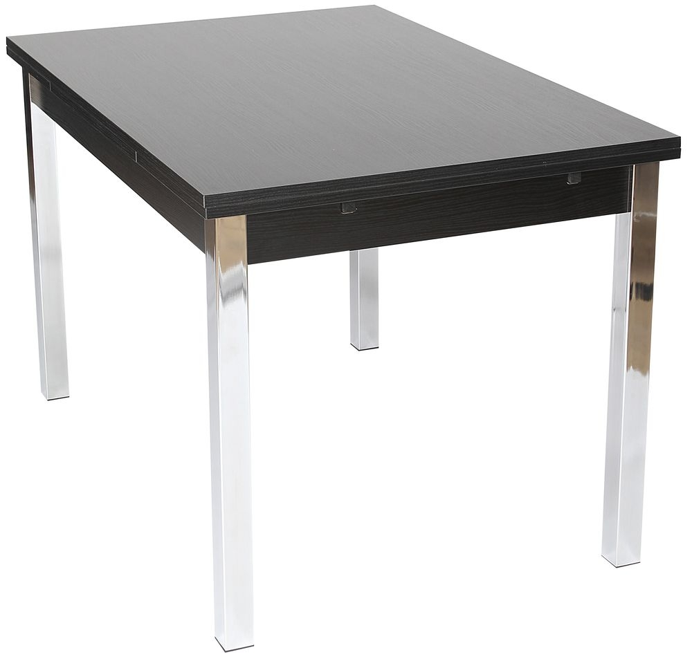 Designa Black Ash Large Extending Dining Table