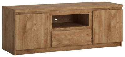 Fribo Oak TV Cabinet
