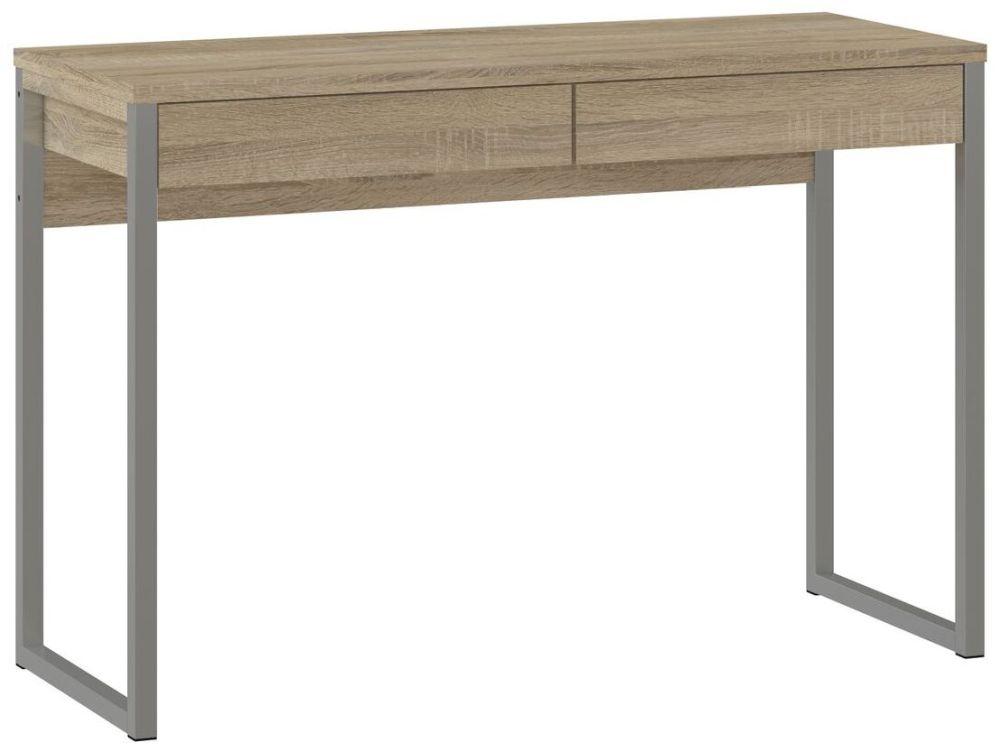 Function Plus Desk - Oak
